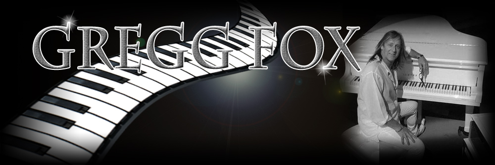 Gregg Fox Keyboardist – Official Website